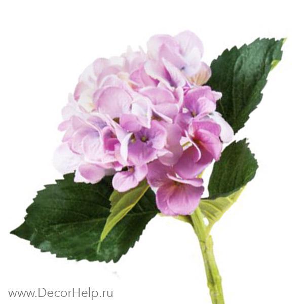 Искусственные цветы гортензия купить