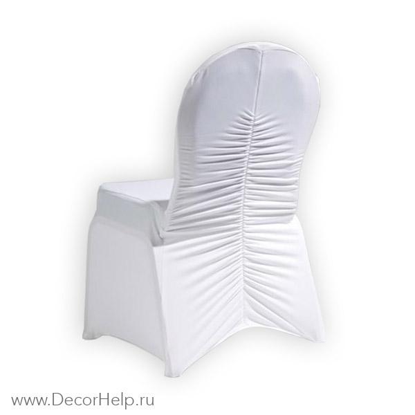 универсальные чехлы на стулья из спандекса оптом